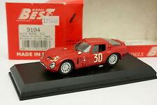 Best 1/43 - Alfa Romeo TZ2 Targa Florio 1966 N°30