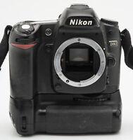Nikon D80 D-80 D 80 Gehäuse Body DSLR Spiegelreflexkamera Kamera + MB-D80