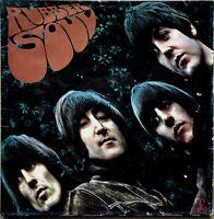 BEATLES RUBBER SOUL 1ST PRESS LOUD CUT 1965 UK PARLOPHONE  VINYL LP  PMC 1267
