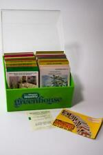 Women's Weekly GREENHOUSE Card Library Box Set -Gardening- Companion to Recipes