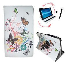 10.1 pulgadas Tablet bolso-airis onepad tab11g funda - 360 ° mariposa motivo