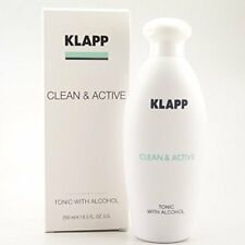 KLAPP Clean & Active Tonic with alcohol 250 ml