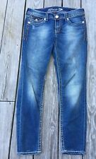 Seven 7 Size 31 Womens Legging Jeans 1% Spandex Used