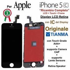Display Per Apple iPhone 5C TIANMA LCD Retina e Touch Screen Vetro Schermo