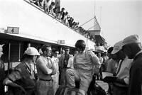OLD LARGE PHOTO of Motor Racing Legend Dan Gurney, Formula 1, Le Mans etc No 153