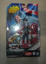 Marvel Capitán América Escudo de Walmart paracaídas Vengadores Figura Hasbro