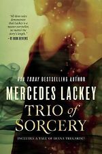 TRIO OF SORCERY   -Mercedes Lackey-   PAPERBACK ~ NEW