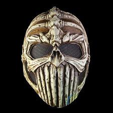 Resin AVP Predator Mask Alien Skeleton Resin Masks Halloween Cosplay Props