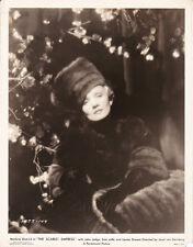 Marlene Dietrich Scarlett Empress Josef von Sternberg Original Vintage 1934