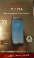 Brand New ZAGG INVISIBLE SHIELD Scratch Protection Extreme Impact