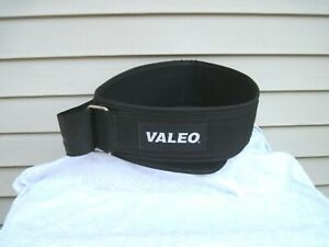"Valeo 5"" Wide Weight Lifting Belt Fitness Bodybuilding Workout 39-42-Inches XL"