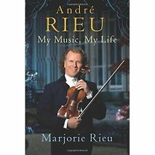 Andre Rieu: My Music, My Life, Marjorie Rieu | Hardcover Book | Acceptable | 978