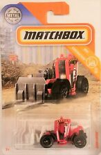 Matchbox - 2019 MBX Construction 12/20 Load Lifter 38/100 (BBFYR09)