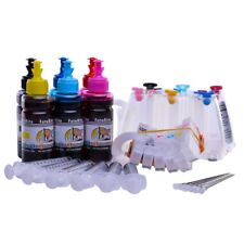 Non OEM Dye ink ciss continuous ink system fits Epson XP-970