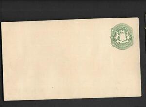 RHODESIA, POSTAL STATIONARY, 1/2d GREEN ENVELOPE, MINT, UNUSED.