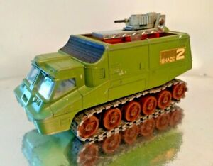 Dinky Shado 2 in very good condition, with tracks..