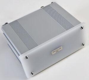 Edwards Audio MM1 + (Plus) Adjustable Moving Magnet/HOMC RIAA phono stage. DECO