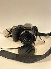 Fujifilm FinePix S Series S4200 14.0MP Digital Camera - Black (S4200) clean