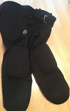 Youth Large Integrated 7-piece Padded Football Pants