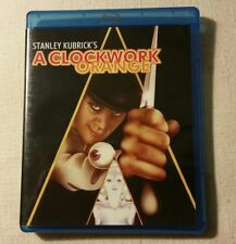 A Clockwork Orange (Blu-ray Disc, 2007, Special Edition)Tested ships in 24 hrs