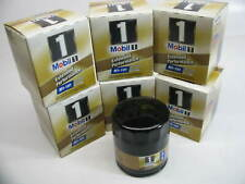 (6) Mobil 1 M1-101 Oil Filter Replaces PH3387A 51040 PL10111 PH47 LF652 LF780