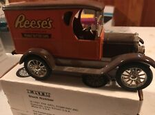 Ertl 1950 Panel Truck Reeses Pieces Diecast Bank #9809