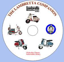 The Lambretta Scooter Companion