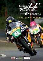 CLASSIC TT ISLE OF MAN OFFICIAL REVIEW 2019 - Latest Release - TT DVD