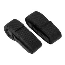 2pcs Golf Trolley Nylon Webbing Straps Quick Release- Strong and Durable