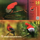 ATLANTIC FOREST - 14 aves dollars 2016 FDS UNC