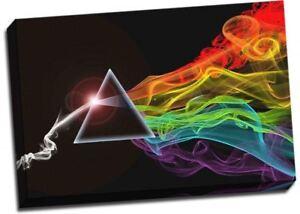 """Pink Floyd Canvas Print Wall Art 30x20"""" A1"""
