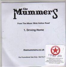 (CB714) The Mummers, Driving Home - 2010 DJ CD