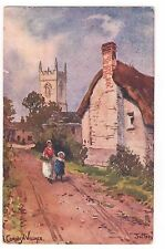 TUCK'S POST CARD - OILETTE - Picturesque Cornwall n°1720c