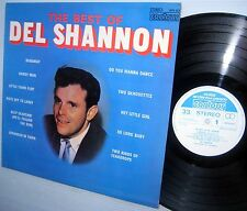 The Best Of DEL SHANNON  LP England STEREO Pressing on CONTOUR UK
