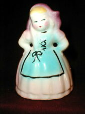 Cameron Clay Products American Art Pottery Holland Dutch Girl Planter 1940s CUTE