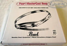 "Pearl 14"" 8 hole Snare Side Die Cast Hoop Rim *NEW IN BOX DC1408S*"