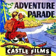 regular 8mm ARCTIC THRILLS  from Castle films home movies