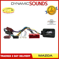 Amp Rétention & Volant de Voiture Interface Kit pour Mazda CX-7 2008-2012