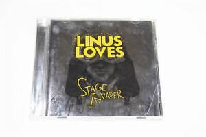 LINUS LOVES - STAGE INVADER 823220302026 CD A14413