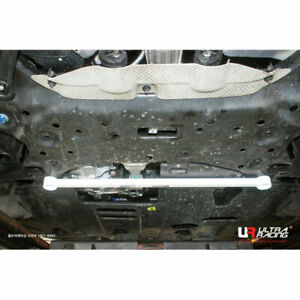 Ultra Racing 2-Point Front Lower Bar for HYUNDAI VELOSTER-N 2.0T '18 (LA2-4143)