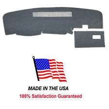 Chevy S10 Pick-Up 1994-1997 Gray Dash Cover Dash Board Mat Pad Custom Fit-CH2-0