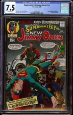 Jimmy Olsen # 134 CGC 7.5 Off-White (DC, 1970) 1st appearance of Darkseid