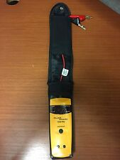FLUKE NETWORKS TS100 Pro CABLE FAULT FINDER WITH POWER BT/BRIDGE TAP