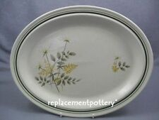 Royal Doulton Will o'the Wisp Oval Serving Platter Factory 2nd