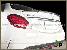 Carbon Fiber B Type Trunk Spoiler For 15-17 M-Benz W205 C250 C300 C400 C43 C63