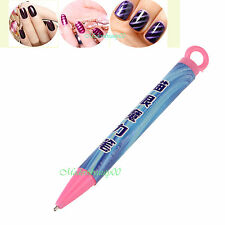 Nail Art Tool Magnet Pen for DIY Magic 3D Magnetic Cats Eyes Polish