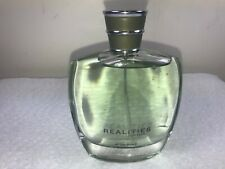 REALITIES FOR MEN AFTERSHAVE LOTION SPRAY UNBOX 3.4/3.3 NEW NO BOX (B18)