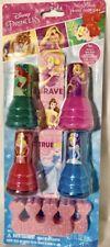 Disney Princess Nail Set 7 Piece Nail Polish Set NEW Stocking Stuffer!!'