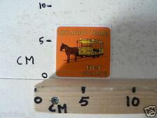 STICKER,DECAL 100 JAAR TRAM RET 1879-1979 RTM NO 296 MET PAARD