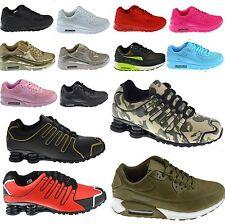 Damen Herren Turnschuhe Sneaker Runners Schnürschuhe Sportschuhe Schuhe
